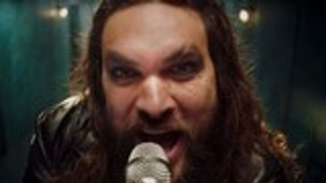 Jason Momoa Channels Ozzy Osbourne in 'Scary Little Green Men' Teaser | Billboard News