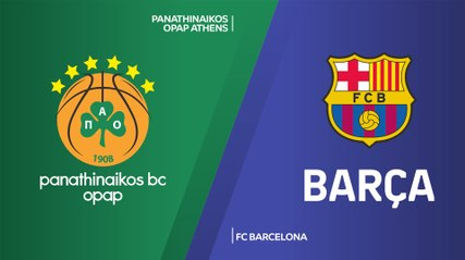 EuroLeague 2019-20 Highlights Regular Season Round 25 video: Panathinaikos 81-92 Barcelona