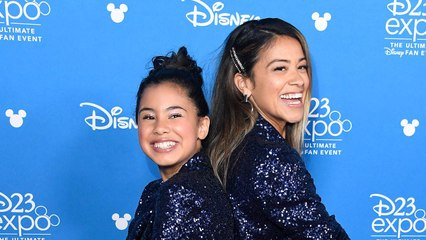 Tess Romero Opens Up About Her 'Really Funny' & 'Cool' Costar Gina Rodriguez
