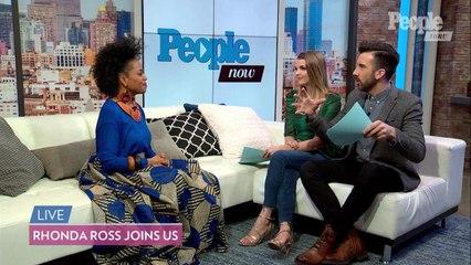 Rhonda Ross Praises Mom Diana Ross for 'Miraculous' Job Raising Kids to 'Find Their Own Power'