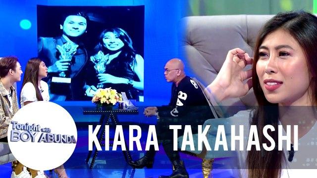 Kiara reveals the real score between her and Gino | TWBA