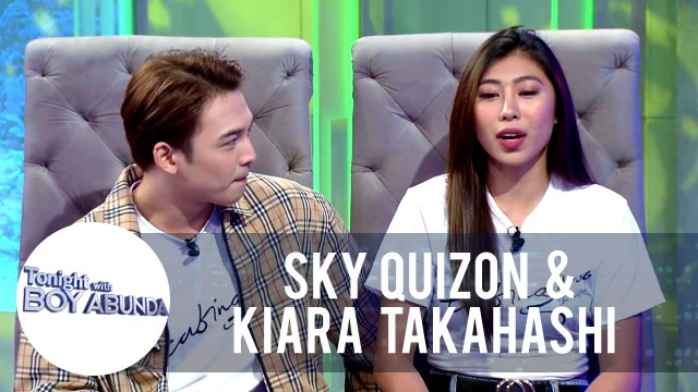 Sky and Kiara reveal each other's weird personalities and habits | TWBA