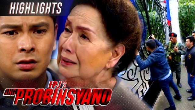 Cardo storms the Palace after learning about what happened to Lola Flora | FPJ's Ang Probinsyano