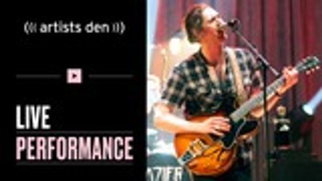 Hozier Performs 'Cherry Wine' at the Theatre at Ace Hotel   Artists Den