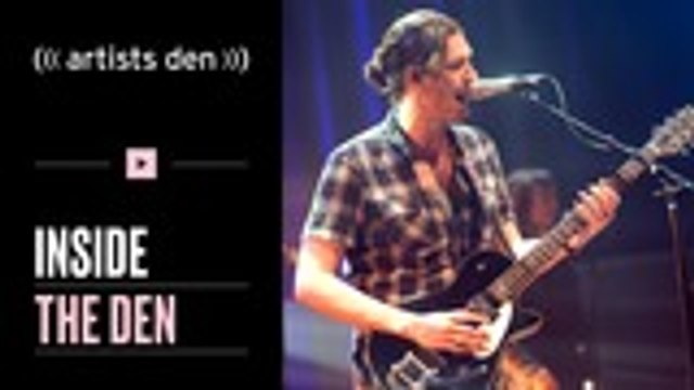 Inside the Den With Hozier: Theatre at Ace Hotel   Artists Den