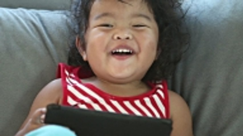 ¿Qué hace feliz a un niño?
