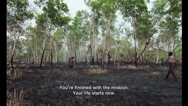 High Ground movie clip - Burnt forest walk
