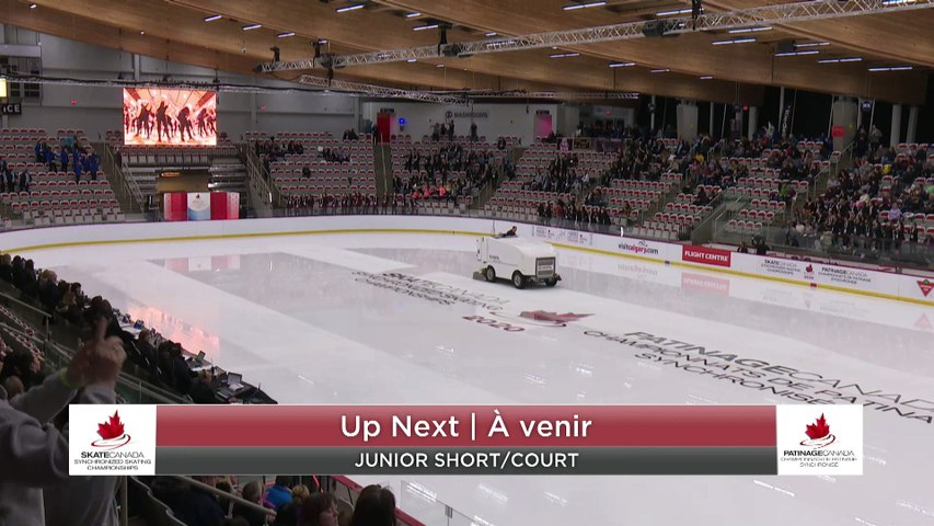 #Synchro20: Junior Short
