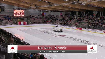 #Synchro20: Junior Short