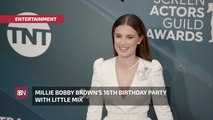 Millie Bobby Brown's Amazing 16th Birthday Party