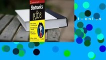 About For Books  Electronics for Kids for Dummies  For Free