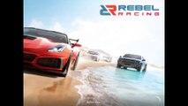 Rebel Racing - Pacific Coast Run #1 (iOS)