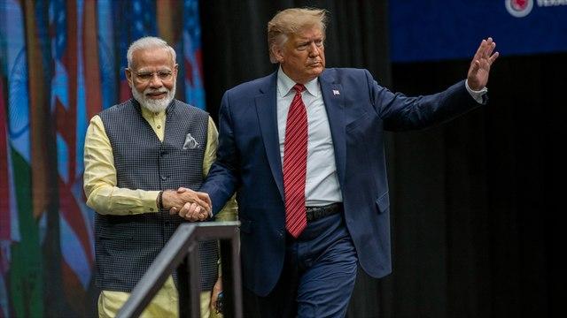Schedule of President Trump's India visit | இன்று இந்தியா வரும் டிரம்பின் பயண விபரங்கள்