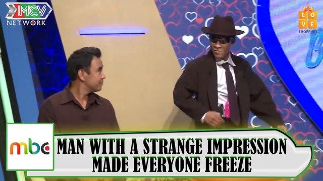 MAN WITH STRANGE IMPRESSION MAKE EVERYONE FREEZE ⛄️