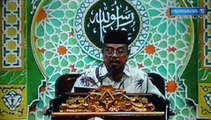 Nembak penyakit di tujukan ke bintang Maris, Rajah segi 6 untuk kewibawaan kepemimpinan, Pengajian Pagi 2, KH. Abdul Ghofur, 22022020