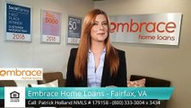 Patrick Holland NMLS # 179158 Embrace Home Loans - Fairfax, VA Fairfax GreatFive Star Review ...