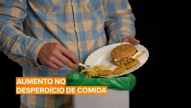 Pense bem antes de jogar seu almoço no lixo