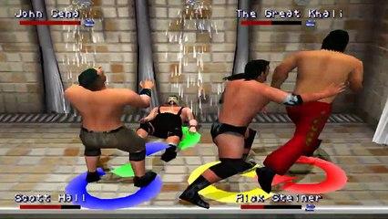 WWE Smackdown 2 - John Cena season #11