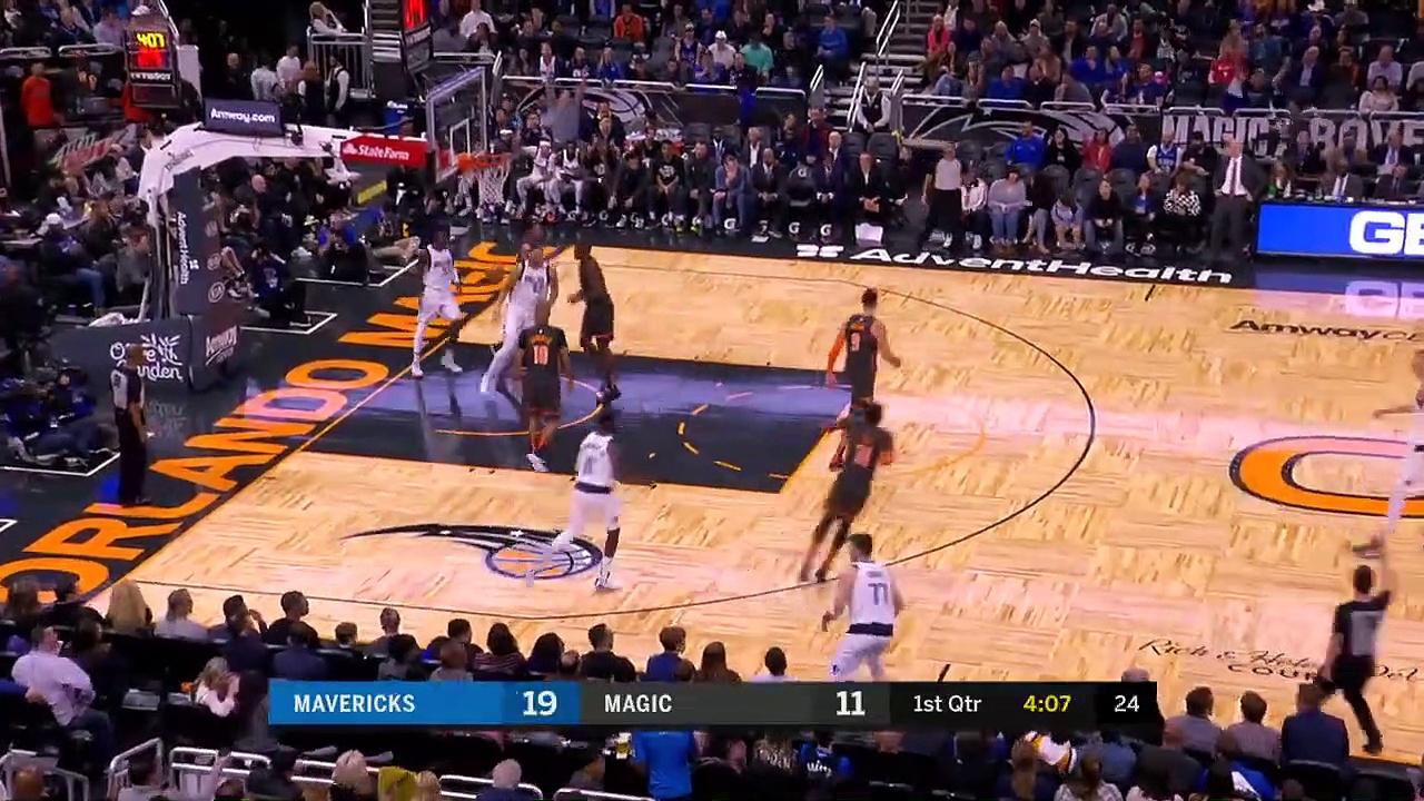 NBA'de Gecenin En Güzel 10 Oyunu | 21.02.2020
