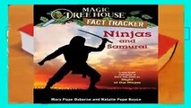 Popular Ninjas and Samurai: A Nonfiction Companion to Magic Tree House #5: Night of the Ninjas