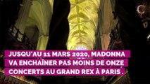 Madonna : cette règle qu'elle impose à tous ses fans pendant ses concerts