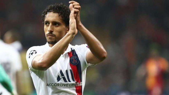 PSG : Marquinhos milite pour la prolongation de Thiago Silva