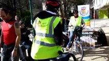 Le SEP fait essayer ses vélos électriques aux habitants de Génolhac