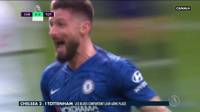 Le résumé de Chelsea / Tottenham