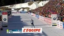La France en or sur le relais ! - Biathlon - Mondiaux (H)