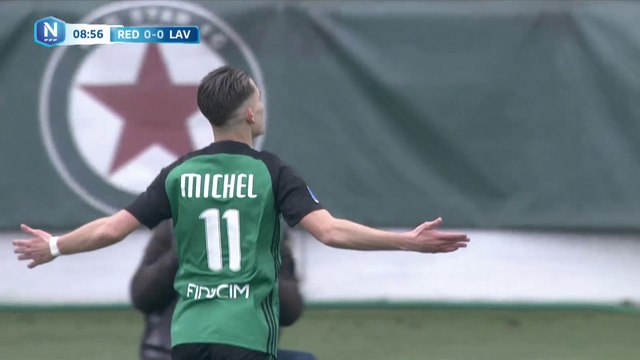 Diego Michel offre la victoire au Red Star - National