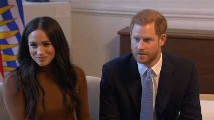 """Prince Harry and his wife will stop using """"Sussex Royal"""" brand"""