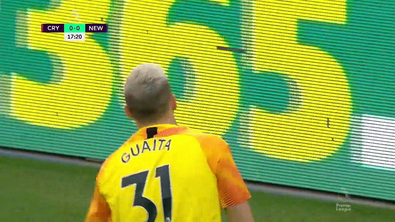 Crystal Palace - Newcastle United (1-0) - Maç Özeti - Premier League 2019/20