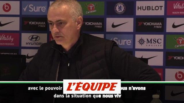 Mourinho «Difficile de faire mieux» - Foot - ANG - Tottenham