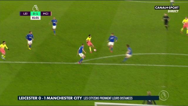 Le résumé de Leicester / Manchester City - Premier League
