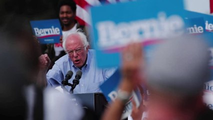Sanders warns Russia to stay out of 2020 campaign