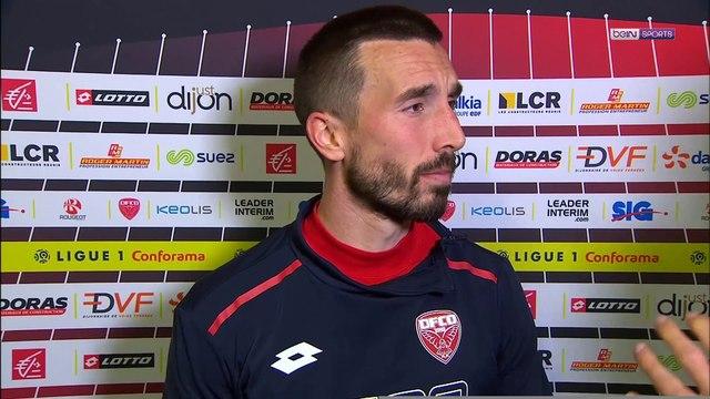 """Dijon - Amalfitano : """"On est déçu"""""""