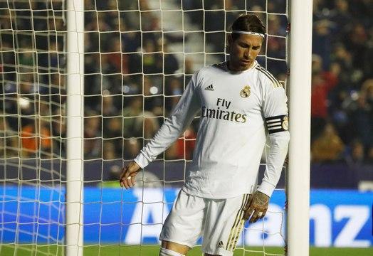Liga : Le Real perd gros