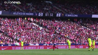 Spain's female footballers secure historic pay deal
