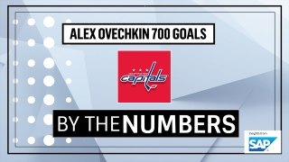 SAP by the Numbers: Alex Ovechkin's road to 700 NHL goals