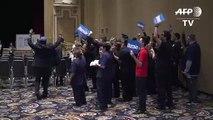 Democratas começam a votar na prévia em Nevada