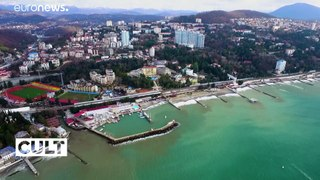 Sochi Winter Arts Festival breaks new boundaries