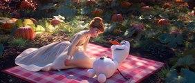 La Reine des Neiges 2 - Extrait du film - Olaf, le poète
