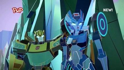 Transformers: Cyberverse - [Season 3 Episode 19]: Thunderhowl