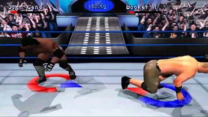 WWE Smackdown 2 - John Cena season #18