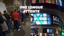 Madonna a fait attendre ses fans 3h30 devant le Grand Rex pour sa première date à Paris