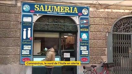 Covid-19 : l'Italie en alerte après deux décès