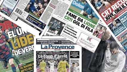 La rechute d'Eden Hazard plonge le Real Madrid dans la tourmente, la grosse colère de Frank Lampard sur la VAR