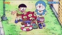 Doraemon Phần 4 - Tập 33 : Khăn Trùm Thời Gian & Người Bạn Bồ Công Anh [Full Programs]