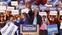 Sanders wins big in Nevada with diverse backing