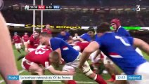 Rugby : le renouveau du XV de France